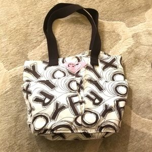 Roxy Canvas Tote Bag